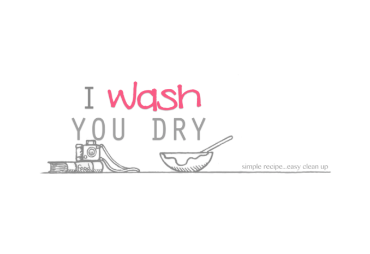 I Wash... You Dry! logo