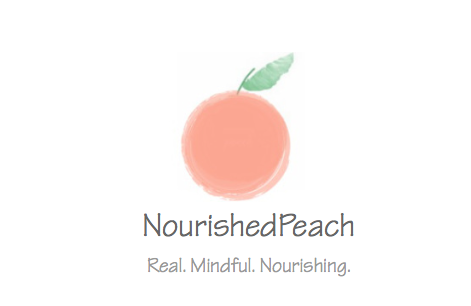 nourished-peach-logo