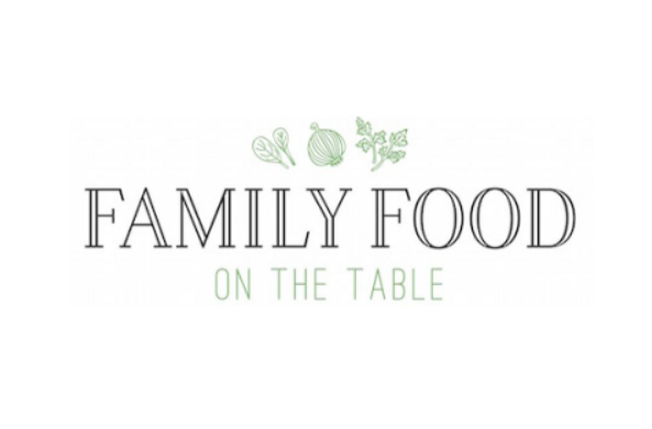 Family Food on the Table logo