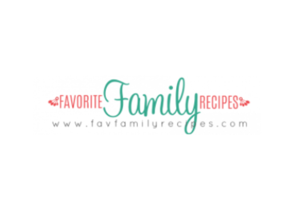 Favorite Family Recipes Logo