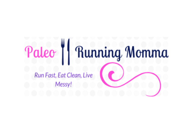 paleo running momma logo