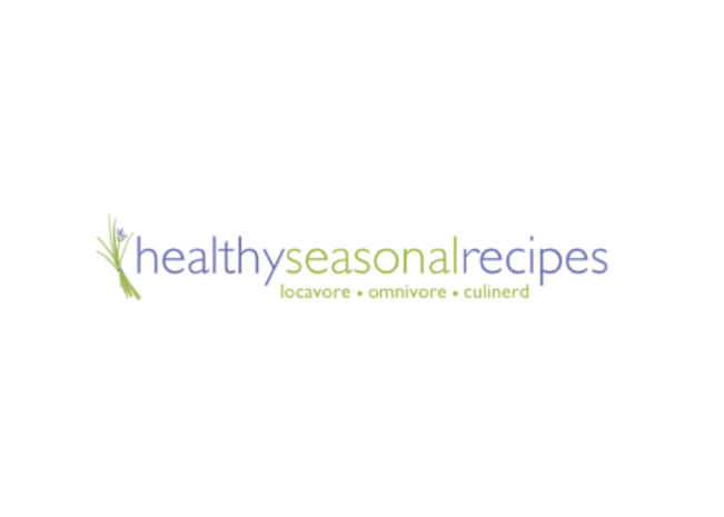 Healthy Seasonal Recipes