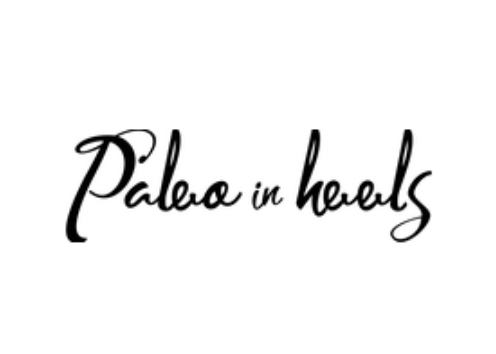 Paleo In Heels Logo