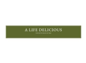 a life delicious logo